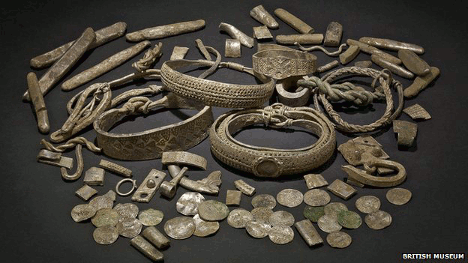 3000 Year Old Viking Silver to be on permanent display