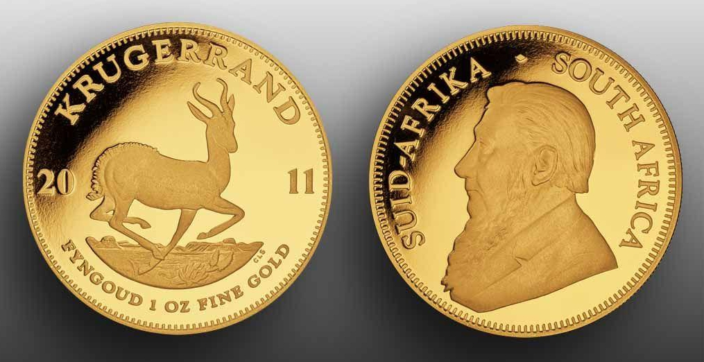 The Krugerrand Is A Unique Coin Investment