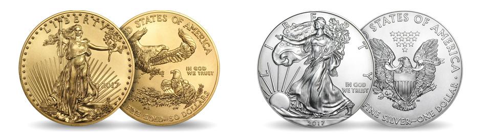 Bullion Coins – The American Eagle