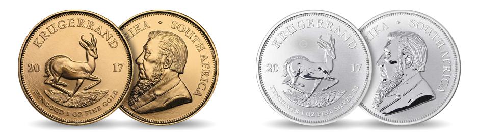 Bullion Coins – The South African Krugerrand