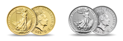 Bullion Coins – The British Britannia