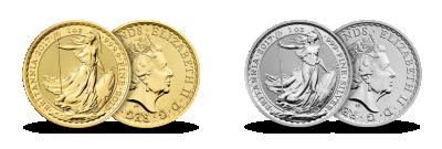 Bullion Coins – The British Britannia