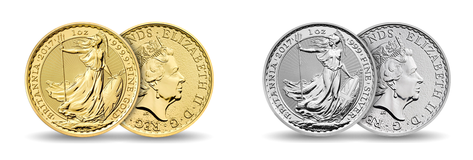 Bullion Coins - The British Britannia - UKBullion Blog