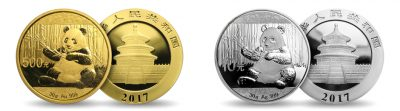 Bullion Coins – The Chinese Panda