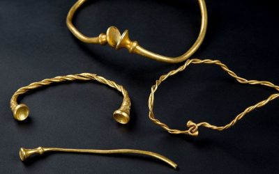 The Leekfirth Iron Age Torcs