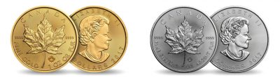 Bullion Coins – The Canadian Maple Leaf