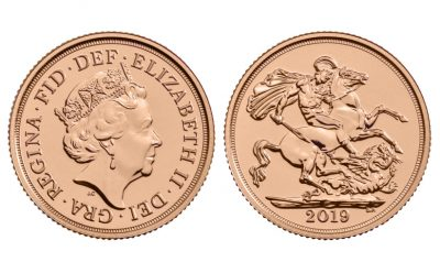 Gold Sovereigns in 2019  A Celebration of Queen & Country