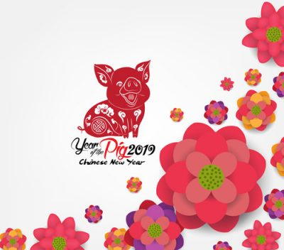 Chinese New Year 2019 – Year of the Pig