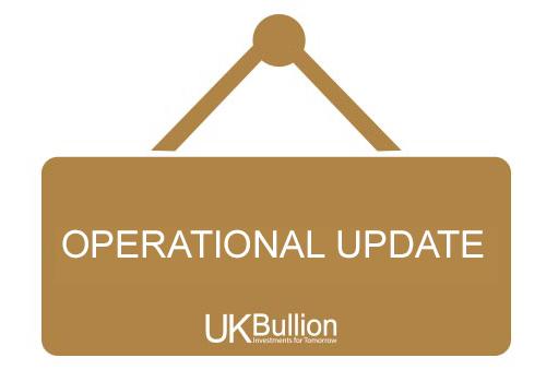 Operational Update
