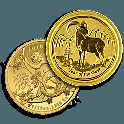 1/20oz Gold Coins