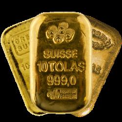10 Tola Gold Bars