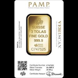 3t Gold Bars