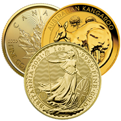 24ct Gold Coins
