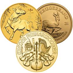 1/4oz Gold Coins