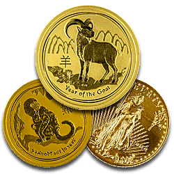Half Ounce Gold Coins