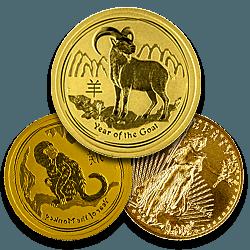 Halfoz Gold Coins