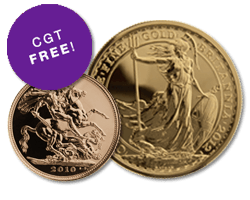 CGT Free Gold Coins
