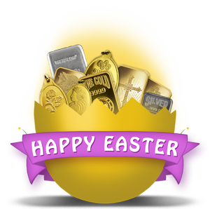 Easter Gold Egg Special Offers Buy Easter Gold Ukbullion