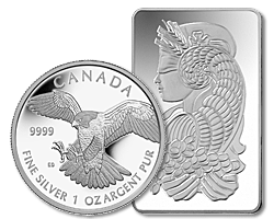 Beautiful silver bars at the lowest prices