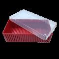 Storage Box for Valcambi 'Orange' Bars in Assay Certificates
