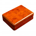 Premium Walnut Display Box For Certicard Products