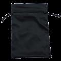 Leatherette Pouch (Black)