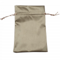 Leatherette Pouch (Gold)