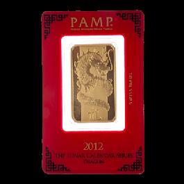 Pamp Suisse 1 Ounce Platinum Bar 1oz Platinum Bar