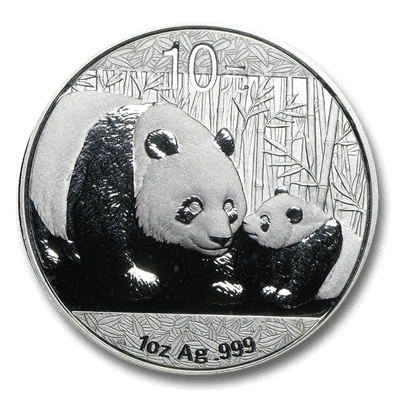 Chinese Panda Front