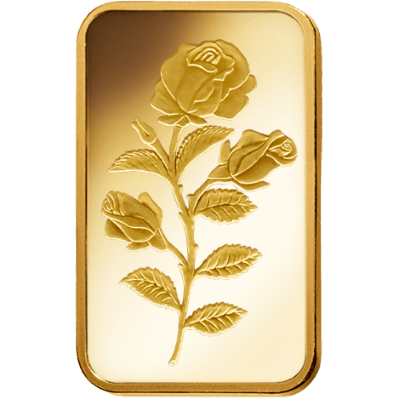 Pamp 2 5 Gram Certicard Rosa Gold Bar 2 5g Gold Bar Uk