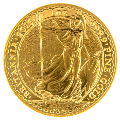 2015 1oz Gold Britannia Britannia Gold Coins Uk Bullion