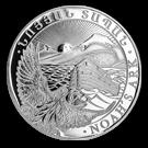 2014 Silver 1oz Noah's Ark (Armenia)
