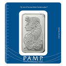 100g Fortuna Silver Bar | PAMP Suisse