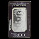 100 Gram Silver Bar Istanbul