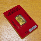 10 Gram Gold Bar Emirates Gold Certicard (PO)