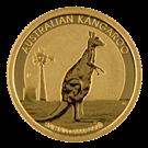 Australian 1/10 Ounce Gold Kangaroo Coin