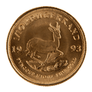 South African 1/10 Ounce Gold Krugerrand Coin