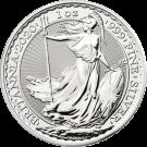2020 1oz Silver Britannia