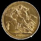 1911-1932 Gold Full Sovereign (King George V) (PO)