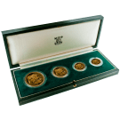 Sovereign Four Proof Gold Coin Set | Various Dates