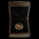 British Full Sovereign 1981 Elizabeth II, Decimal Portrait Proof Gold Coin