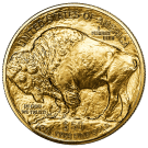 American 1 Ounce 2015 Gold Buffalo Coin 999.9