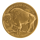 Gold 1oz Buffalo Mixed Years (America)