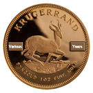 1oz Gold Krugerrand (South Africa)