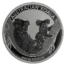Mixed Year Silver 1oz Koala (Australia)
