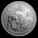 2oz Silver Coins