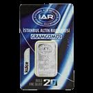 20 Gram Silver Bar Istanbul