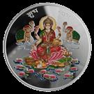 Valcambi Premium 20 Gram Silver Goddess Lakshmi Coin