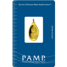 PAMP 5 Gram Fortuna Oval Gold Investment Bar