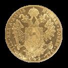 Austrian Gold 4 Ducat Coin 986.0
